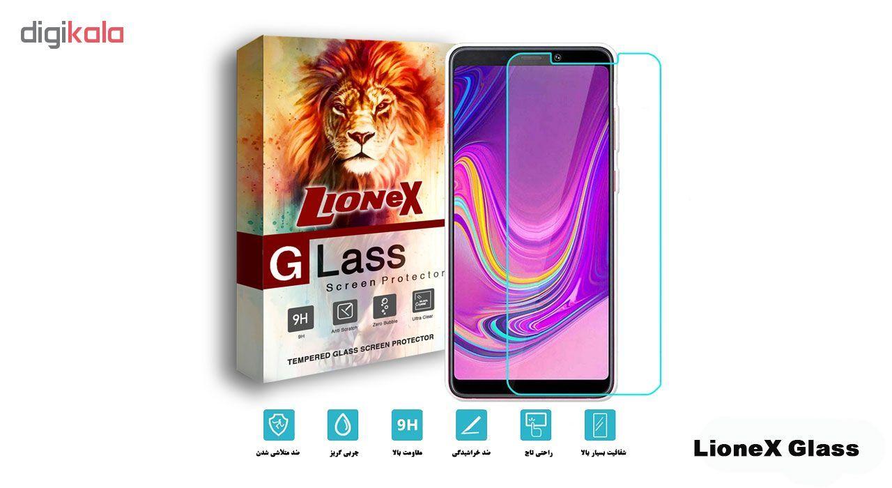 محافظ صفحه نمایش لایونکس مدل UPS مناسب برای گوشی موبایل سامسونگ Galaxy A9 2018 main 1 2