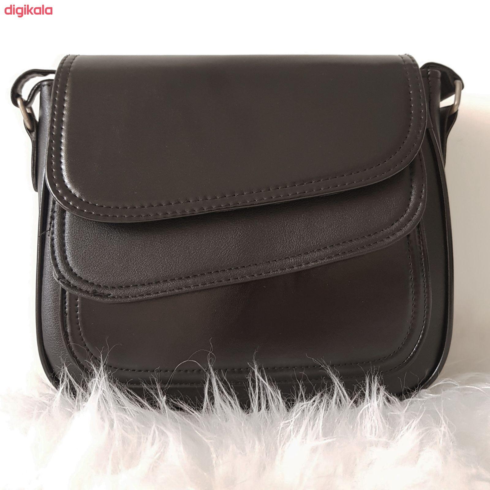 کیف دوشی زنانه مدل 2PK main 1 2