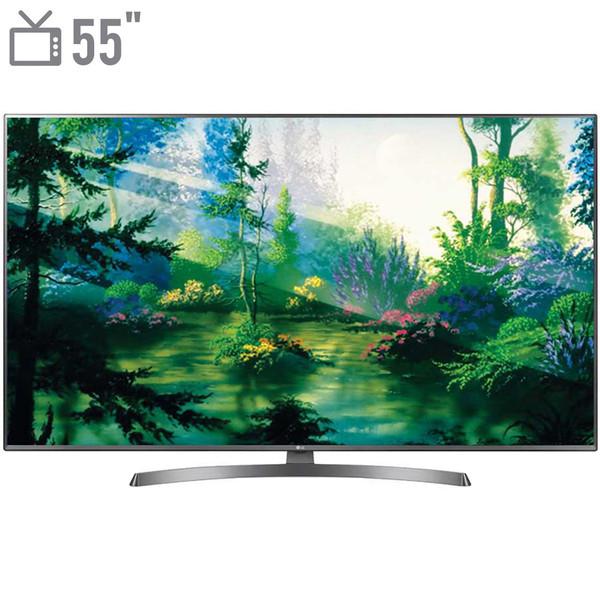 تلویزیون ال ای دی ال جی مدل 55UK69000GI سایز 55 اینچ