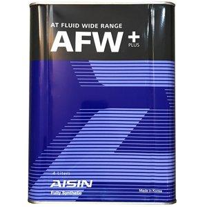 روغن گیربکس خودرو آیسین مدل AFW-PLUS  ظرفیت 4 لیتر