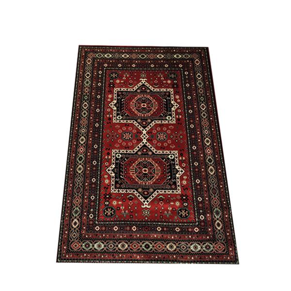 فرش ماشینی مهیار دلیجان طرح بلوچی کد1003