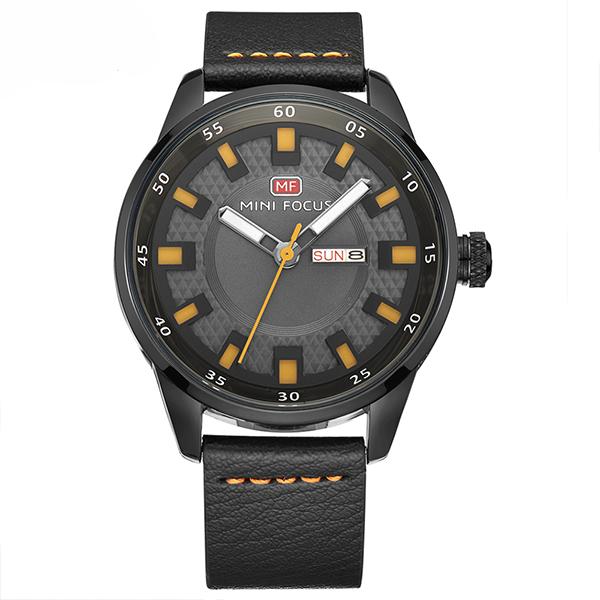 ساعت مچی عقربه ای مردانه مینی فوکوس مدل mf0027g.06