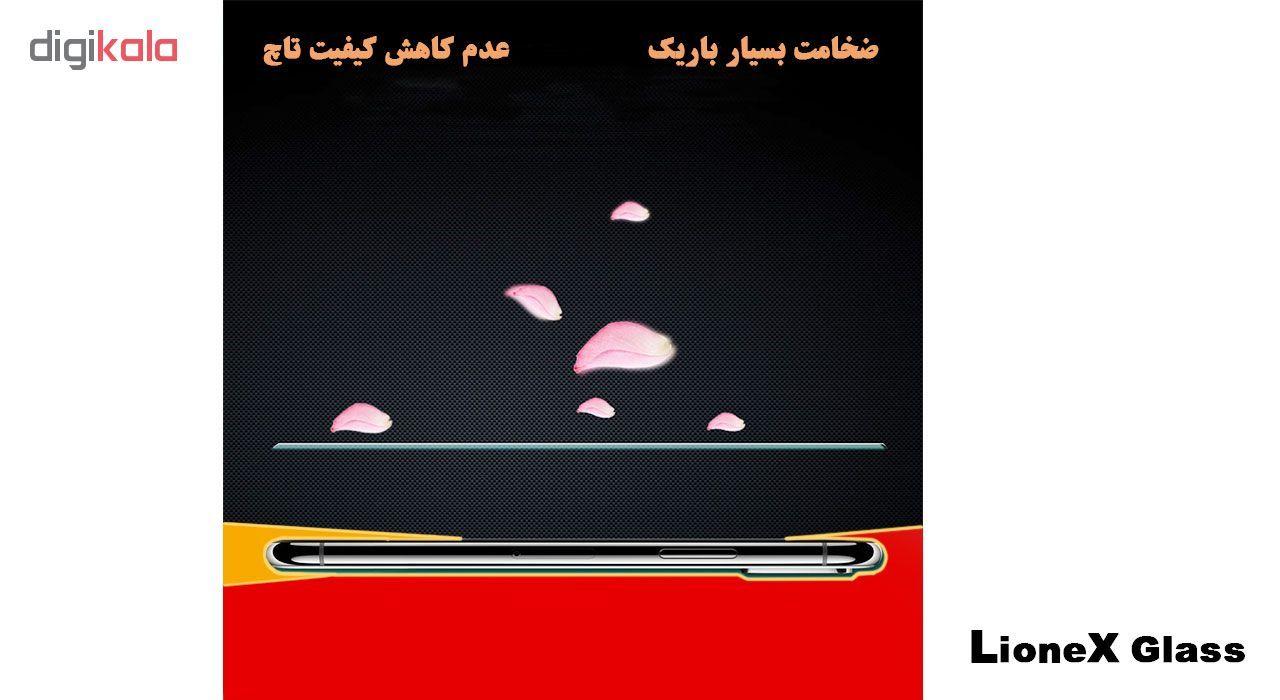 محافظ صفحه نمایش لایونکس مدل UPS مناسب برای گوشی موبایل شیائومی Redmi Note 4 / Note 4X بسته دو عددی main 1 4