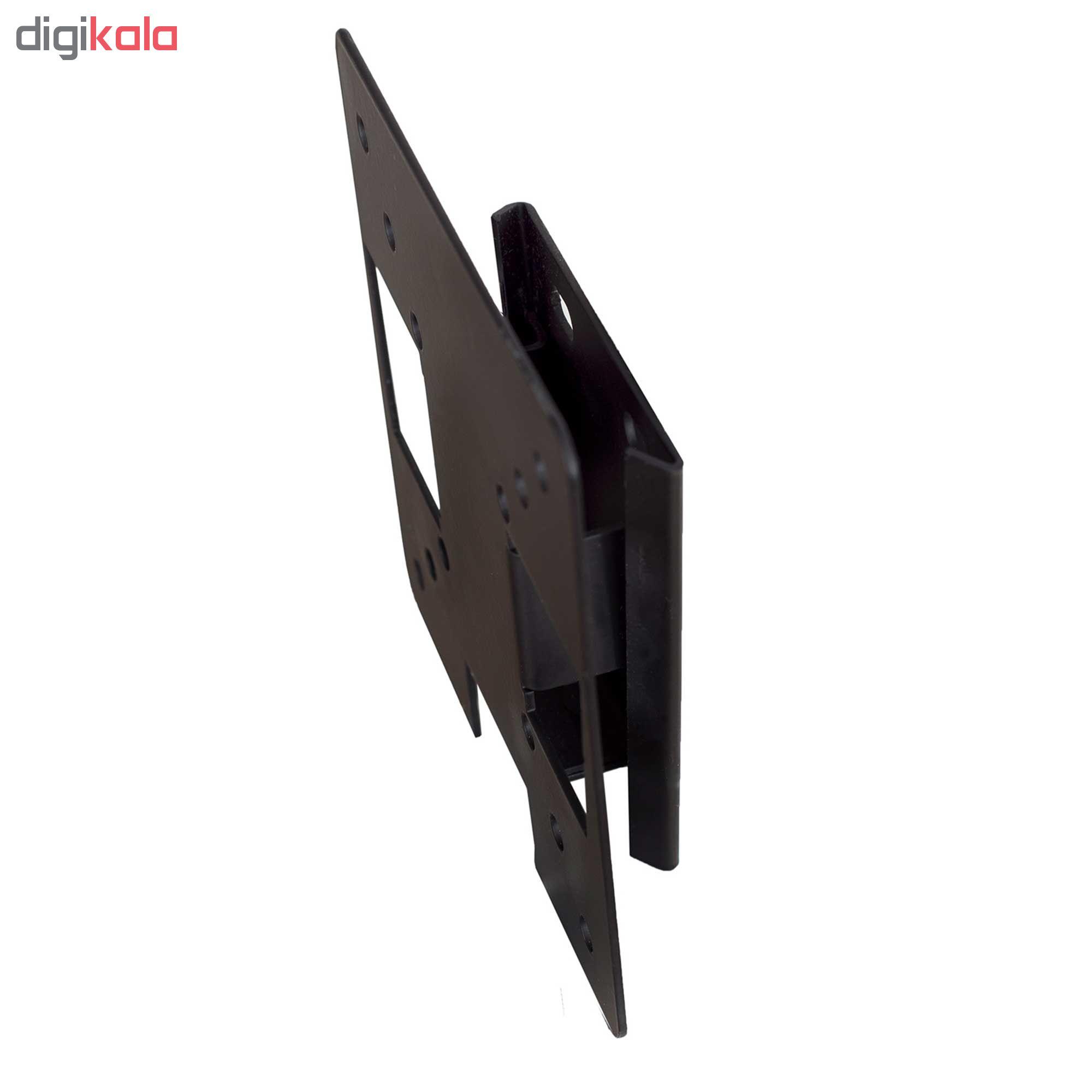 پایه دیواری تی ان اس مدل BM WF 01 مناسب برای تلویزیون های 19 اینچ