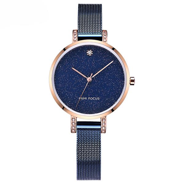 ساعت مچی عقربه ای زنانه مینی فوکوس مدل mf0160l.01