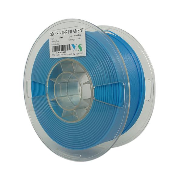 فیلامنت پرینتر سه بعدی مدل GLOW SERIES PLA یوسو قطر 1.75 میلی متر وزن 1 کیلوگرم |