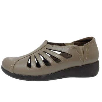 کفش طبی زنانه روشن مدل شاهین کد 04 |