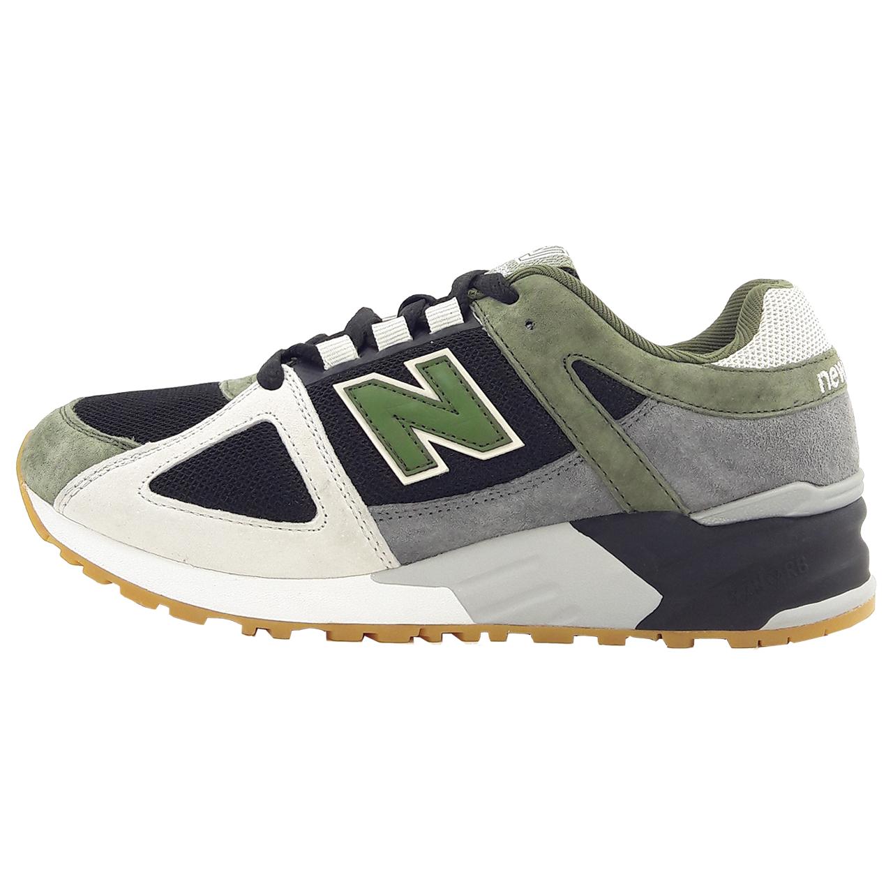 قیمت کفش راحتی مردانه نیوبای لنرا مدل Army gr01