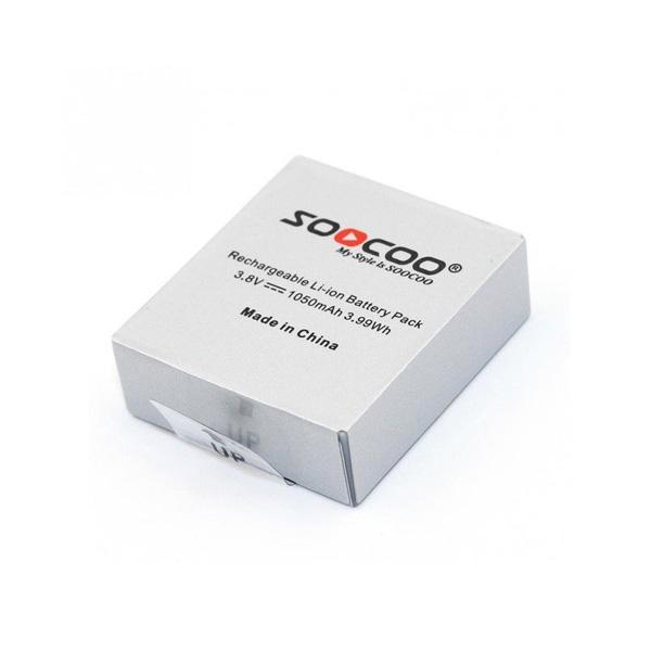 باتری سوکو کد 1050 مناسب برای دوربین ورزشی سوکو S100 pro