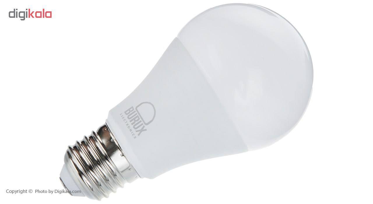بسته 5 عددی لامپ ال ای دی 10 وات بروکس مدل 5322-A60 پایه E27 main 1 3