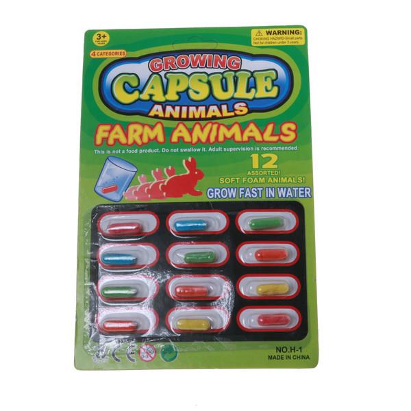 بسته قرص جادویی مدل حیوانات کد 1000