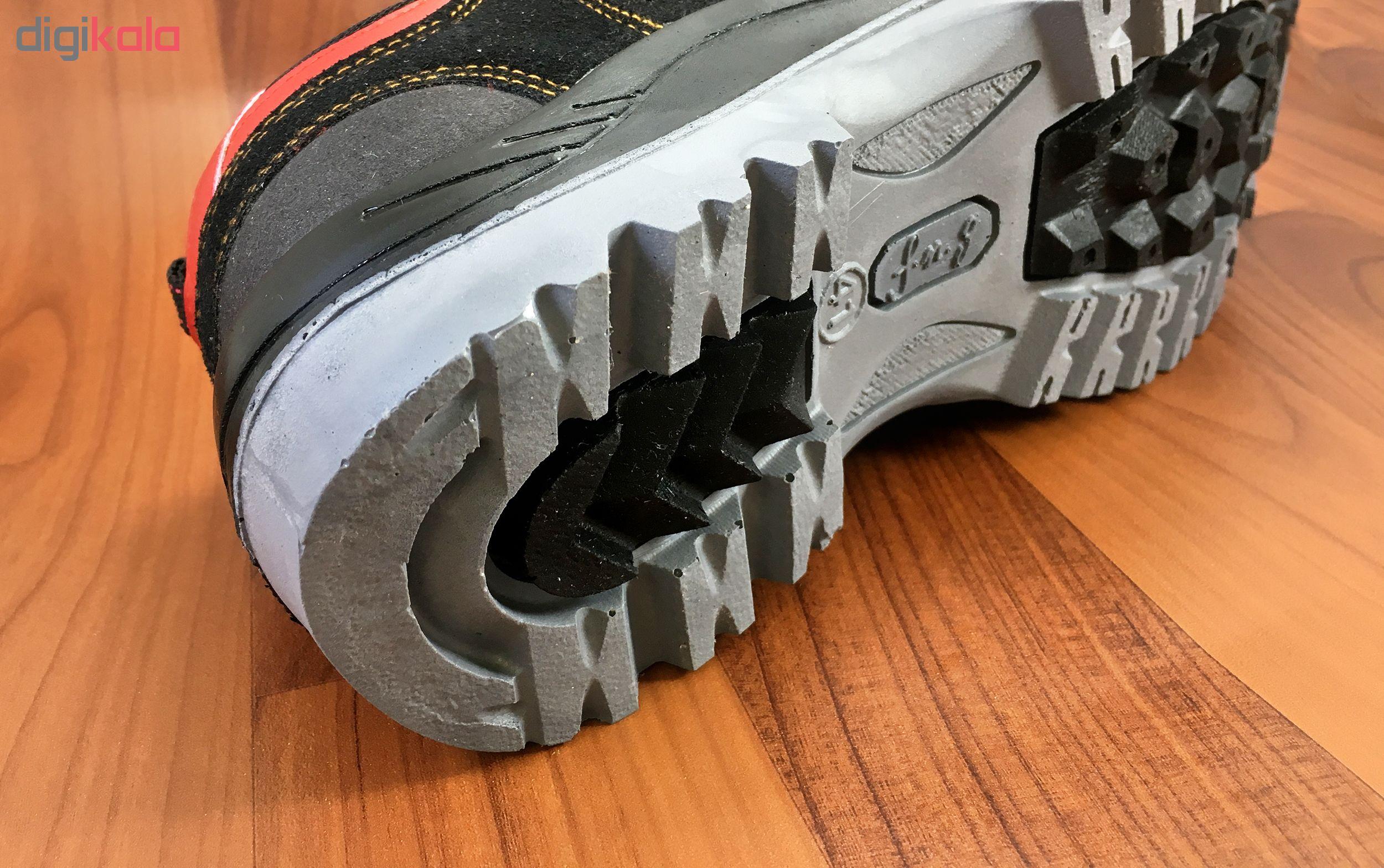 کفش مخصوص پیاده روی مردانه سنگام کد 3762