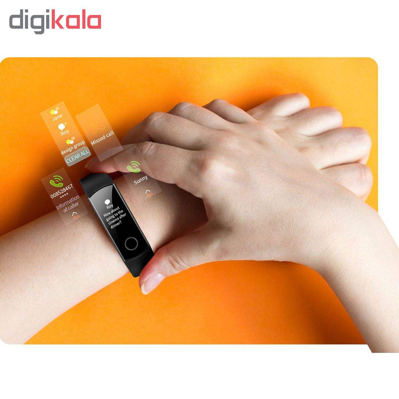 ساعت هوشمند آنر مدل Huawei honor band 4 main 1 7