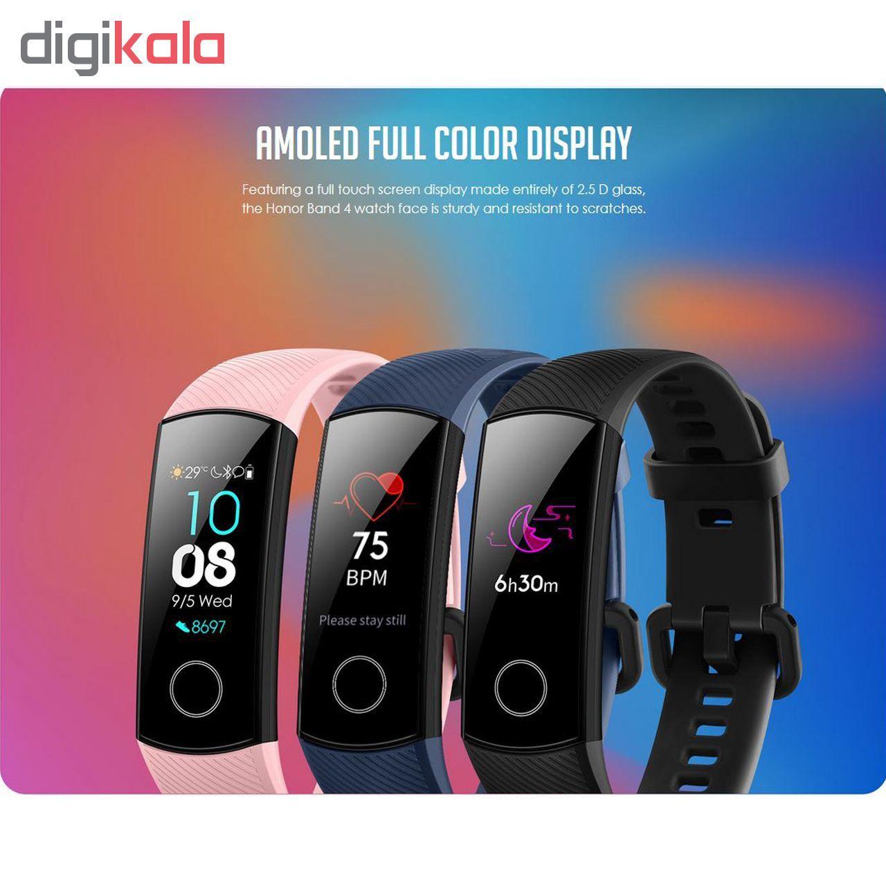 ساعت هوشمند آنر مدل Huawei honor band 4 main 1 2