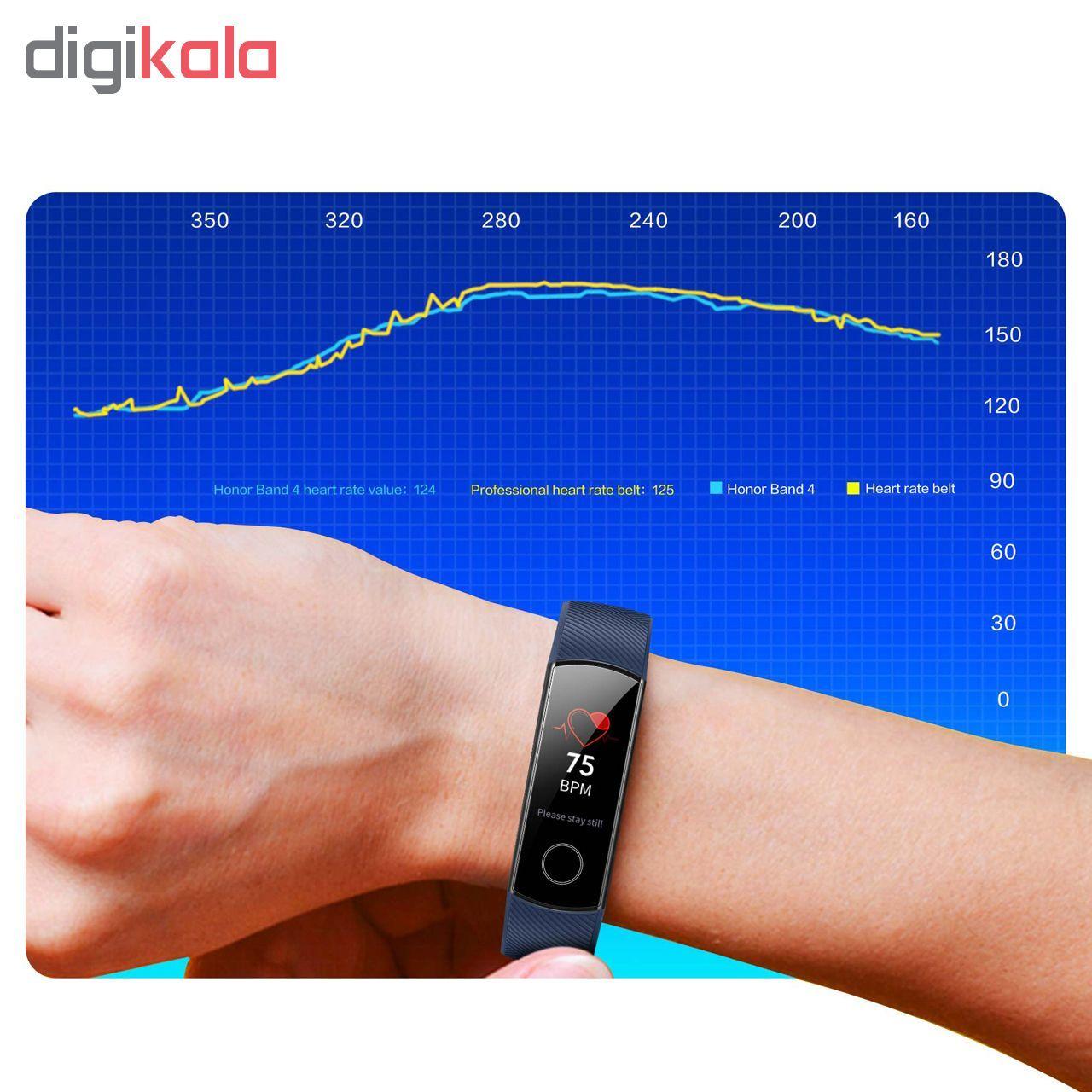 ساعت هوشمند آنر مدل Huawei honor band 4 main 1 13