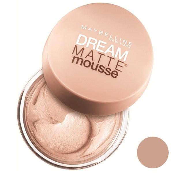 قیمت موس میبلین مدل Dream Matte Mousse Sand 30