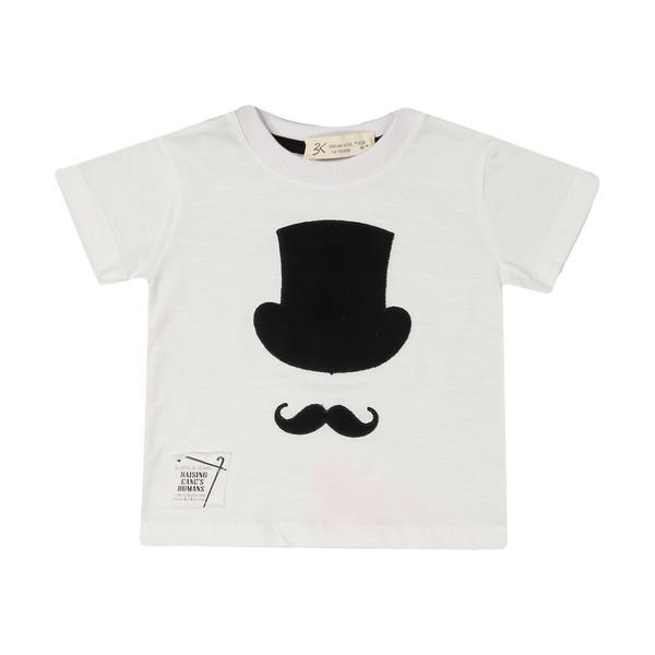 تی شرت پسرانه بی کی مدل 2211112-01
