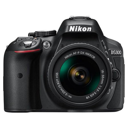 دوربین دیجیتال نیکون مدل D5300 18-55 VR AFP به همراه لوازم جانبی