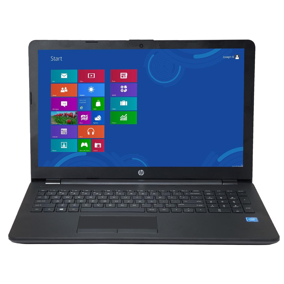 لپ تاپ 15 اینچی اچ پی مدل 15-RA008nia - A