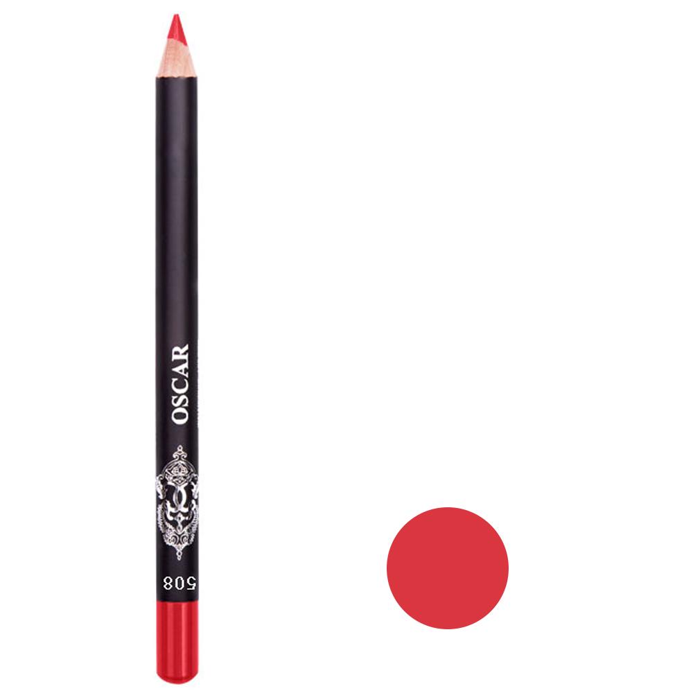 مداد لب اسکار مدل Waterproof Lipliner شماره 508