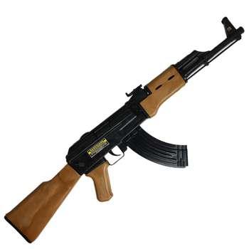 تفنگ اسباب بازی گلدن گان مدل AK-47