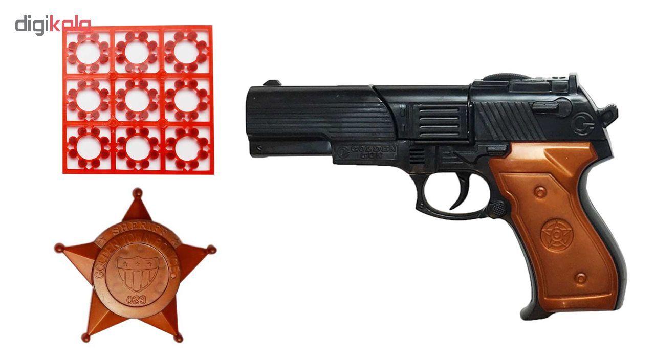 تفنگ اسباب بازی گلدن گان مدل G-01 main 1 1