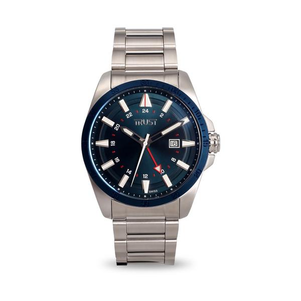 ساعت مچی عقربه ای مردانه  تراست مدل G456KRG