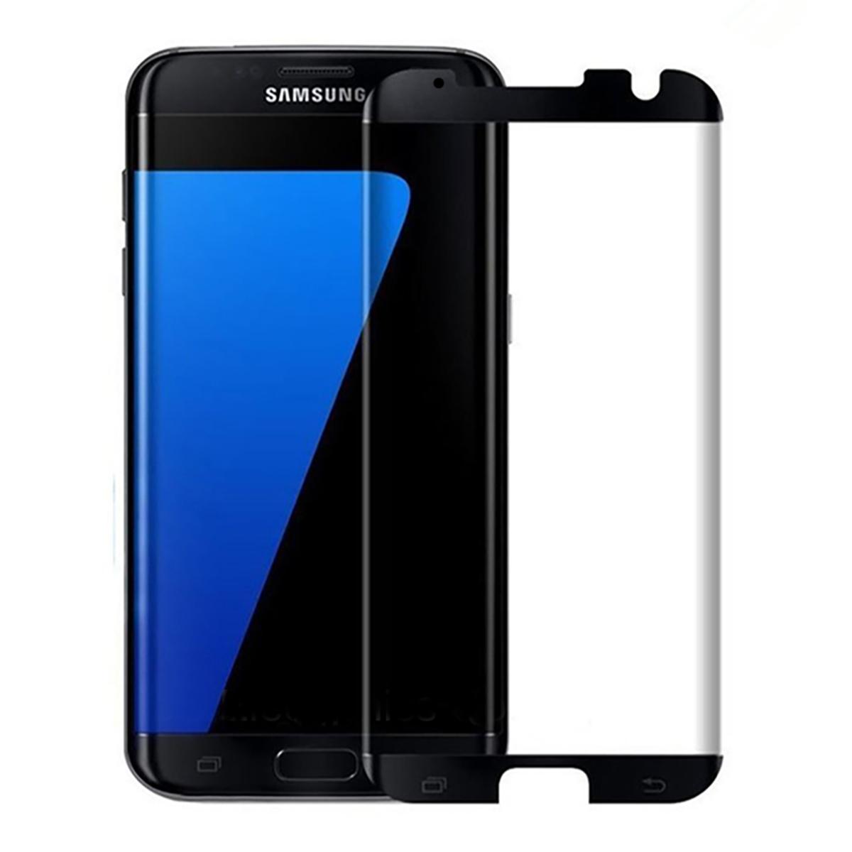 محافظ صفحه نمایش سومگ مدل Nitro مناسب برای گوشی سامسونگ Galaxy S7 Edge