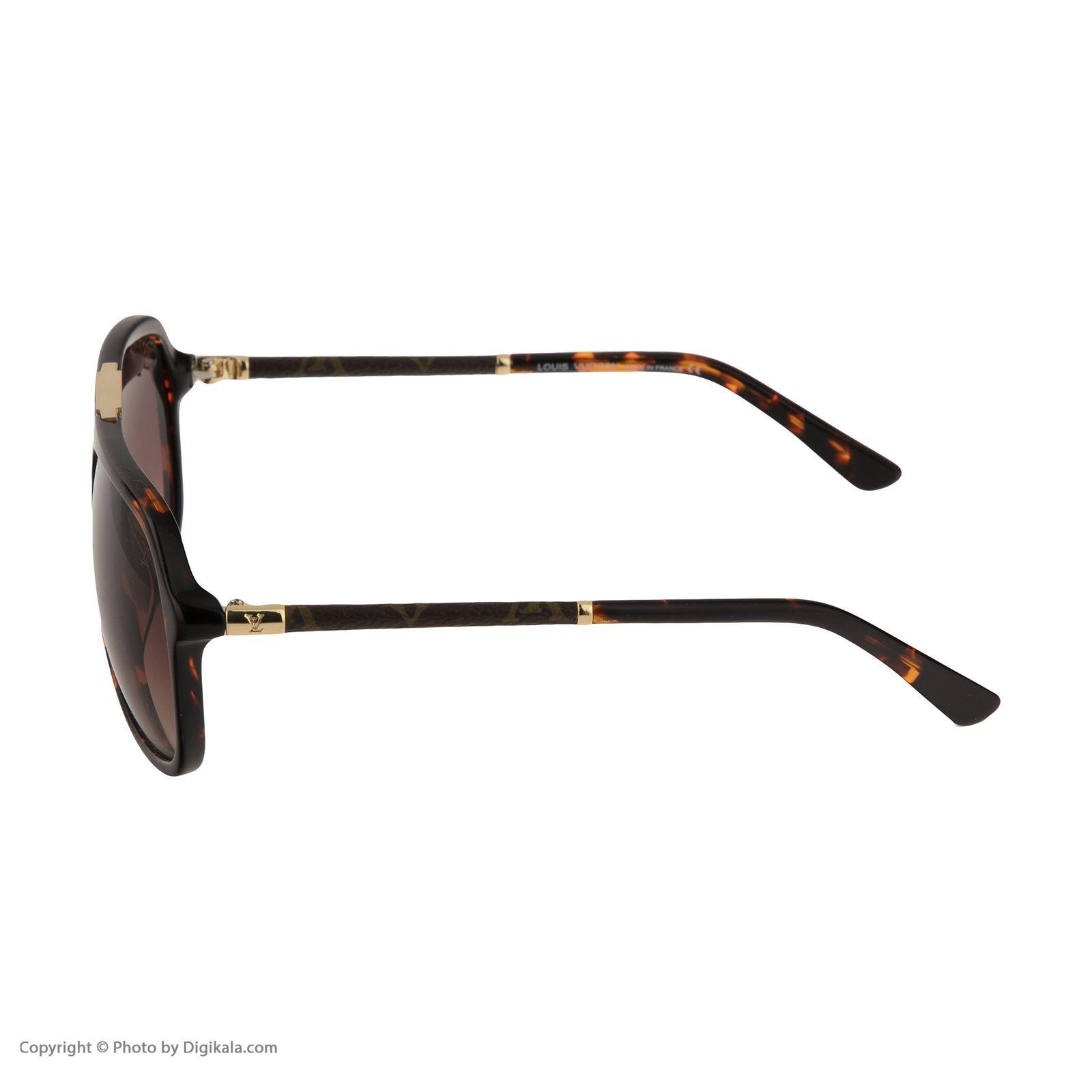 عینک آفتابی لویی ویتون مدل 2977 -  - 6