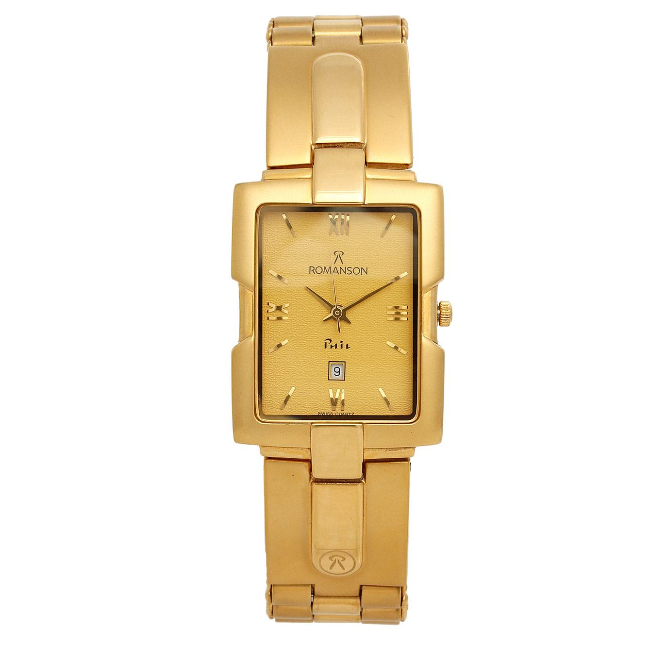 ساعت مچی عقربه ای مردانه رومانسون مدل NM0543MM1GA51G