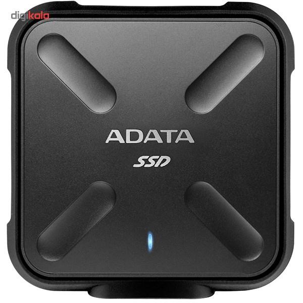 حافظه SSD ای دیتا مدل SD700 ظرفیت 256 گیگابایت
