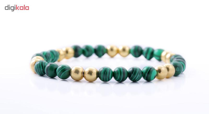 دستبند نقره مردانه جواهرات ژوپی یر مدل TSB42