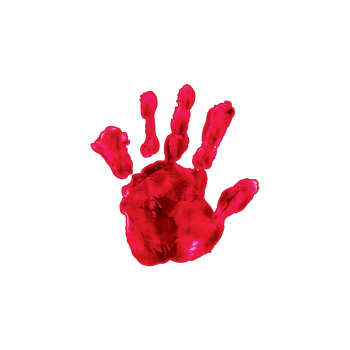 استیکر لپ تاپ گراسیپا طرح Bloodi