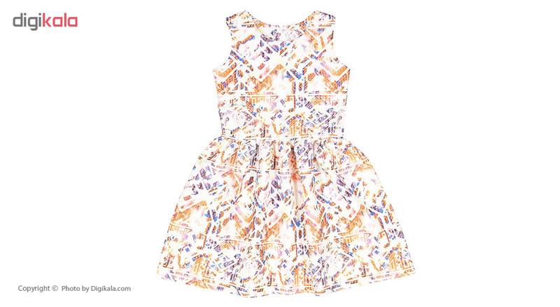 پیراهن دخترانه مهرک مدل 6701-1381179
