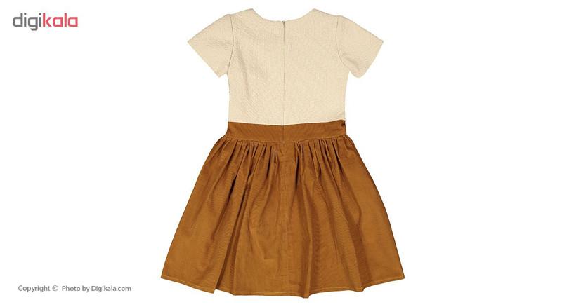 پیراهن دخترانه مهرک مدل 0115-1381186