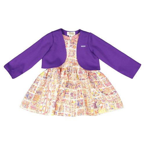 پیراهن دخترانه مهرک مدل 6780-1381169