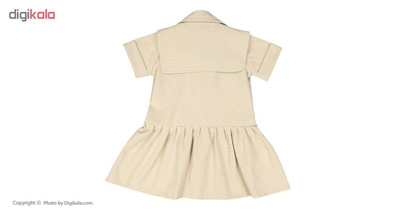پیراهن دخترانه مهرک مدل 04-1381187