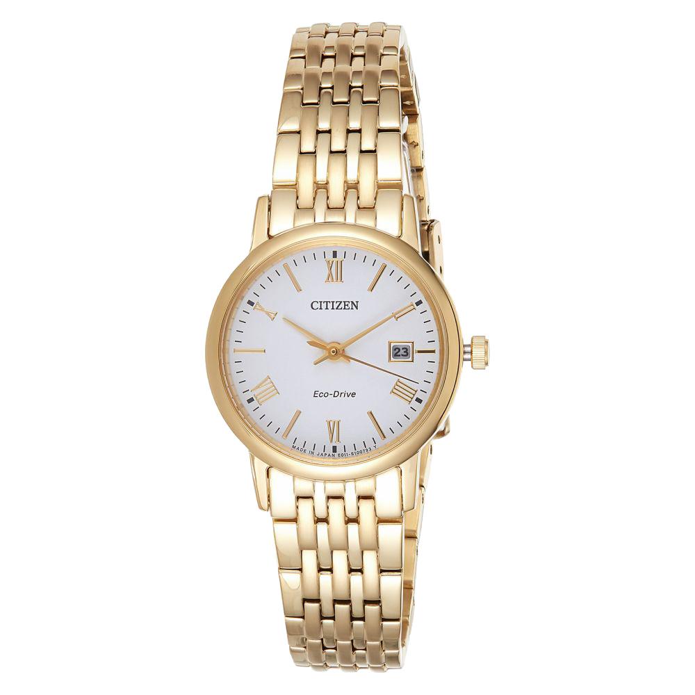 ساعت مچی عقربه ای زنانه سیتی زن مدل EW1582-54A