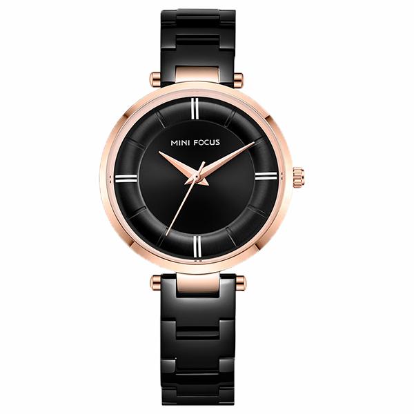 ساعت مچی عقربه ای زنانه مینی فوکوس مدل mf0235l.03