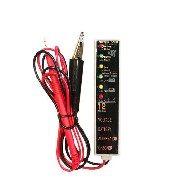 دستگاه تست باتری و دینام راهسول اس پی اس مدل CAR 12
