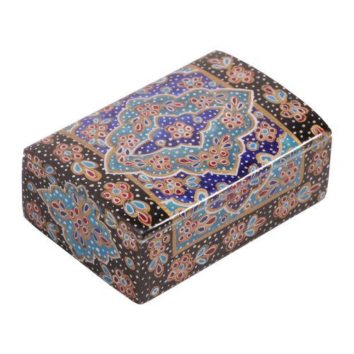 جعبه جواهرات استخوانی  گالری گوهران مدل 209