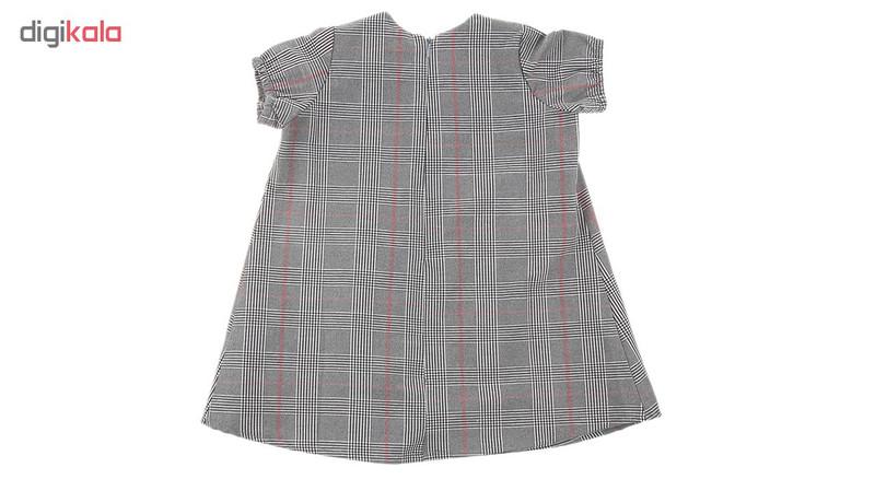 پیراهن دخترانه مهرک مدل 93-1381173