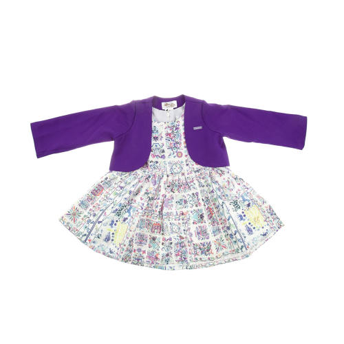 پیراهن دخترانه مهرک مدل 6750-1381168