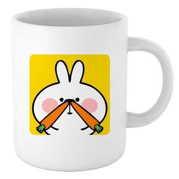 ماگ طرح خرگوش کد 2211