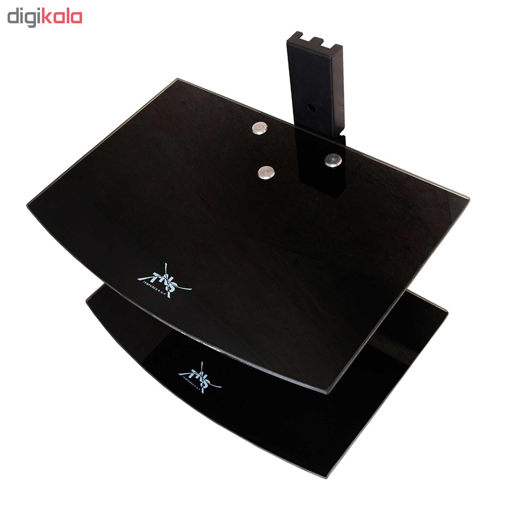 میز دیواری تی ان اس مدل TT WF 10  مناسب برای دستگاه های چند رسانه ای