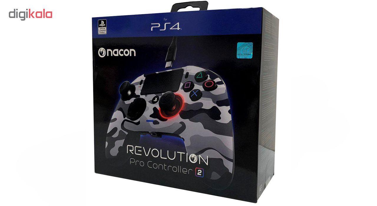 دسته بازی نیکون مدل Revolution Pro Army 2