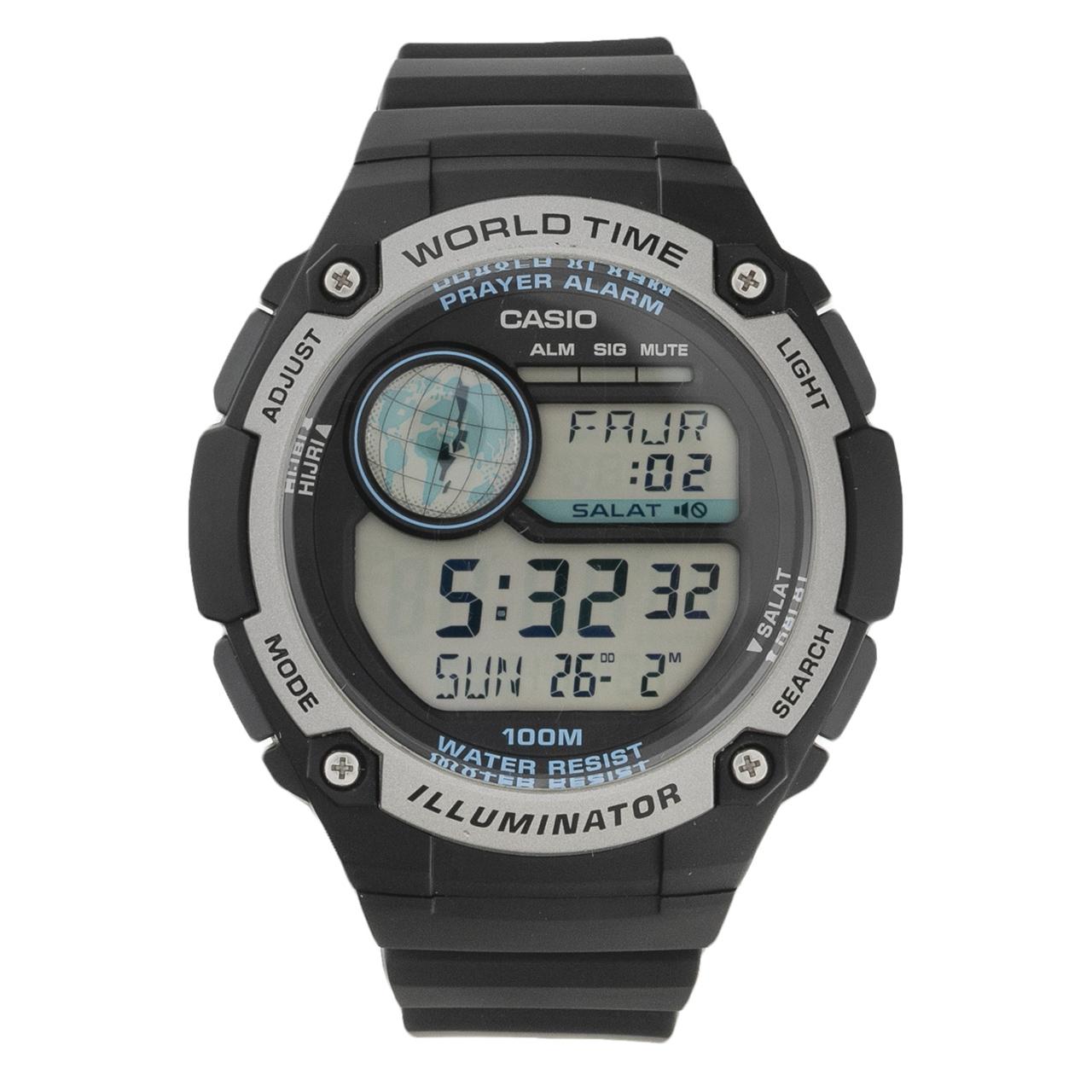 ساعت مچی دیجیتالی کاسیو مدل CPA-100-1AVDF 13