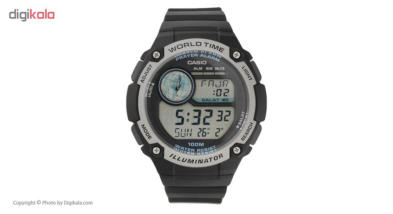 خرید ساعت مچی دیجیتالی کاسیو مدل CPA-100-1AVDF | ساعت مچی