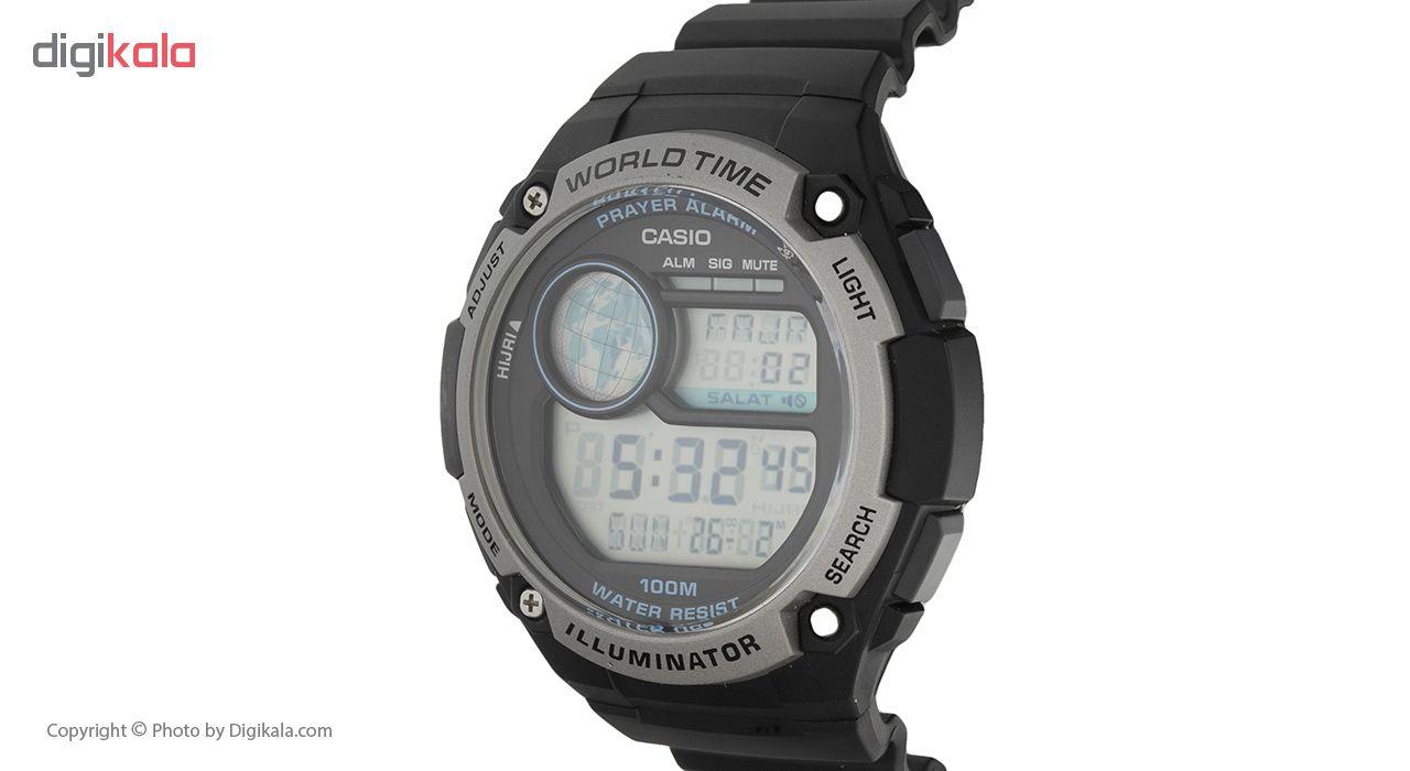 ساعت مچی دیجیتالی کاسیو مدل CPA-100-1AVDF