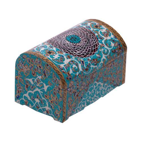 جعبه جواهرات استخوانی گالری گوهران مدل 218